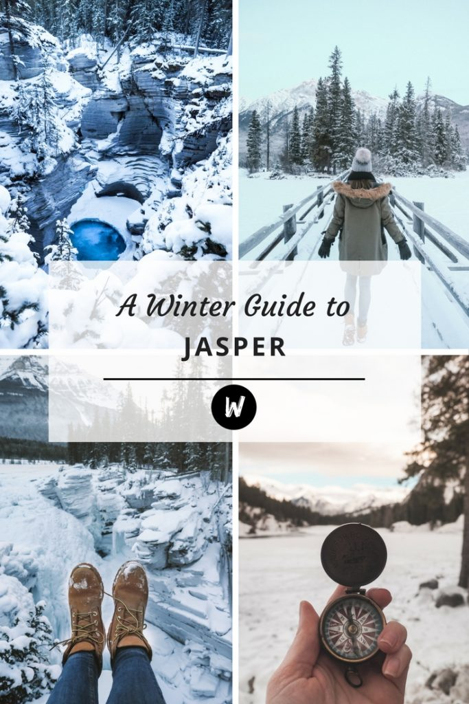 Jasper National Park Winter Guide | WORLD OF WANDERLUST