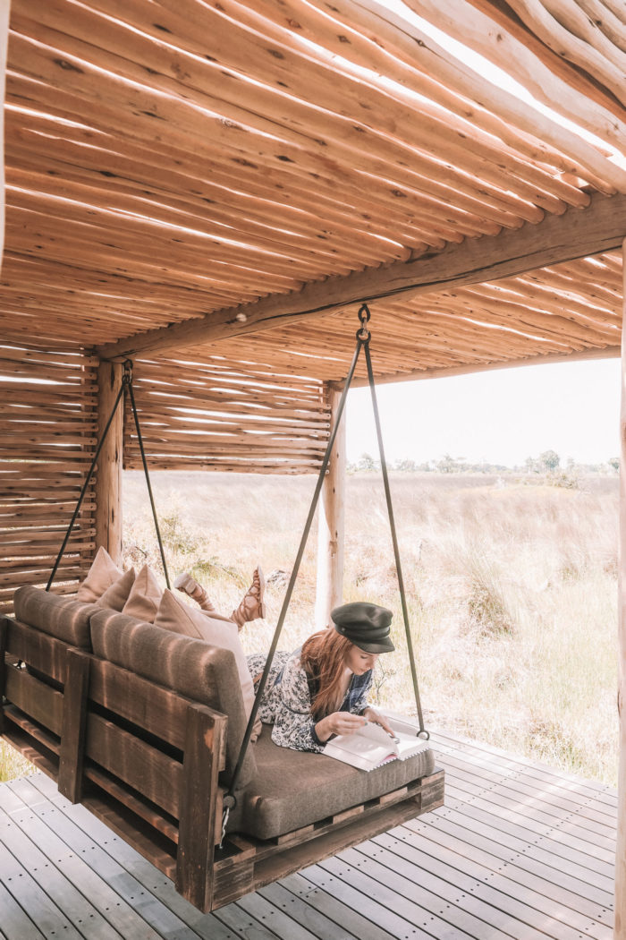The Ultimate Botswana Experience at Nxabega Okavango Tented Camp