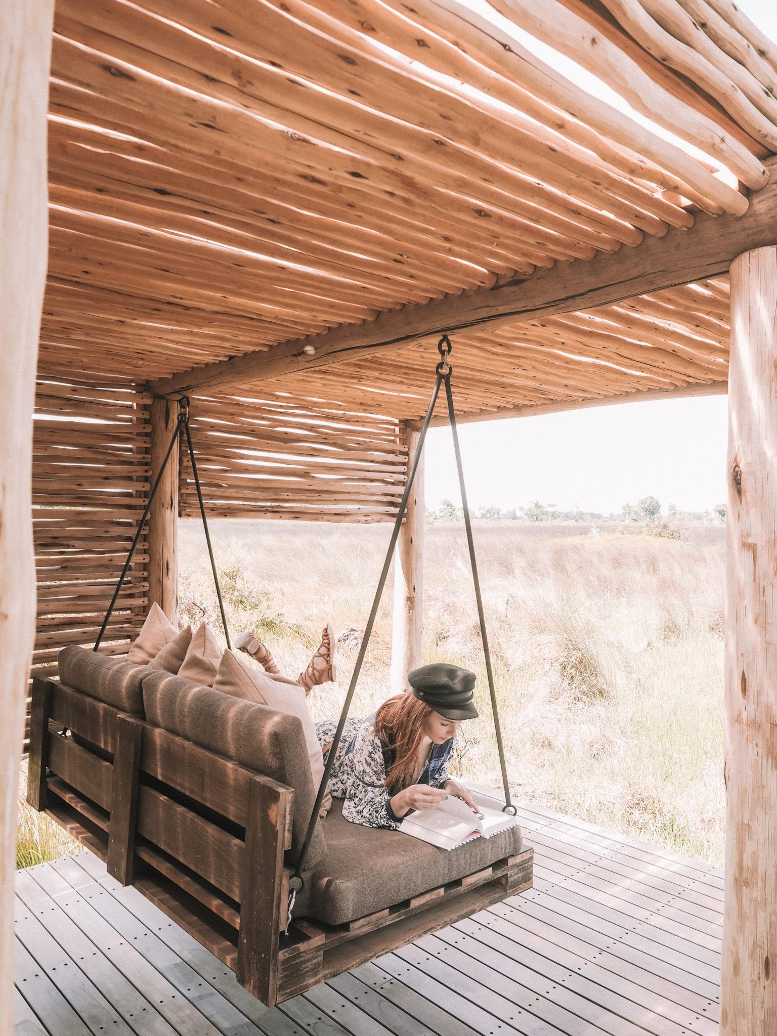 The Ultimate Botswana Experience at Nxabega Okavango Tented Camp