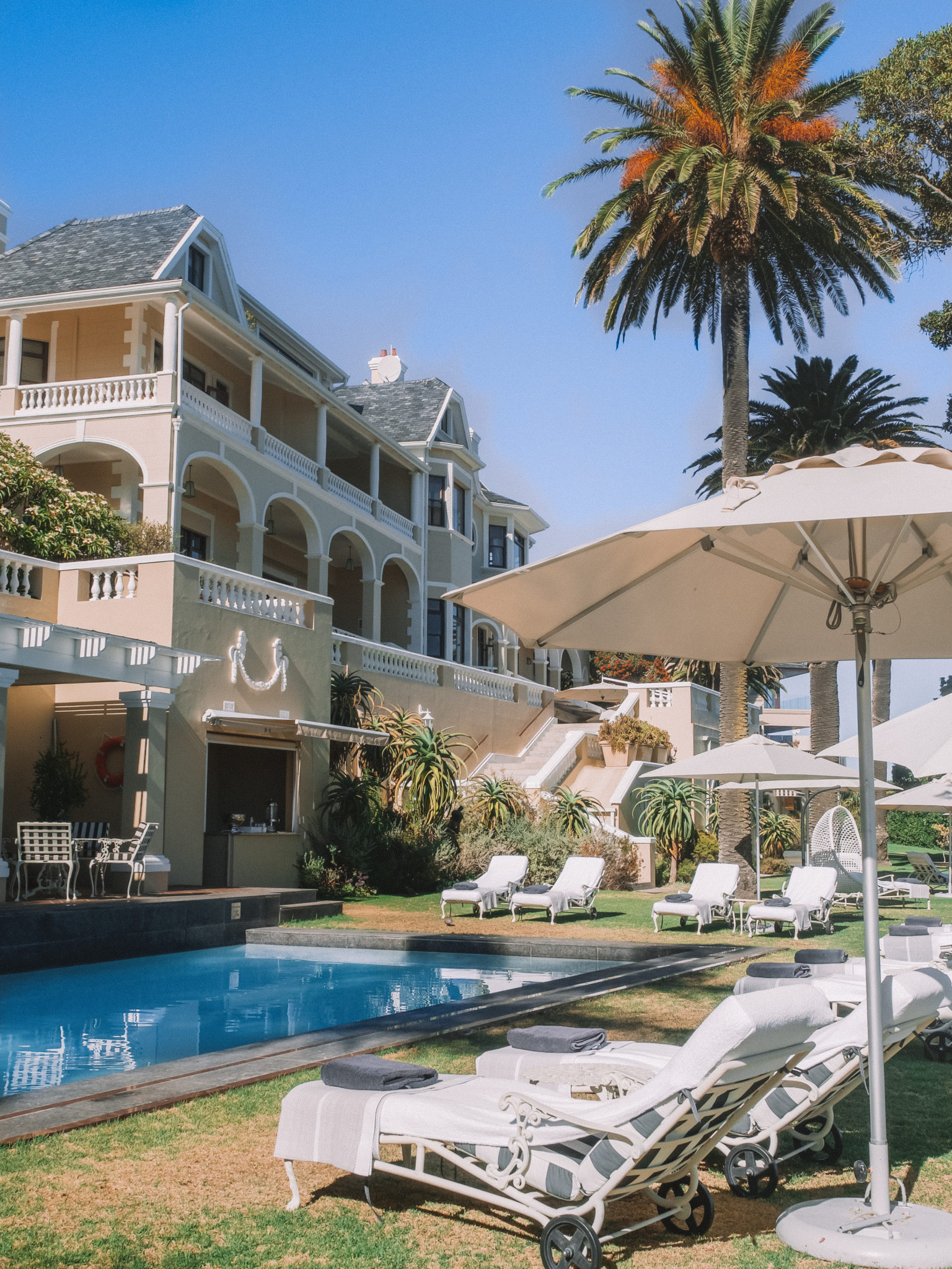 My favourite hotel in Cape Town: Checking In to Ellerman House