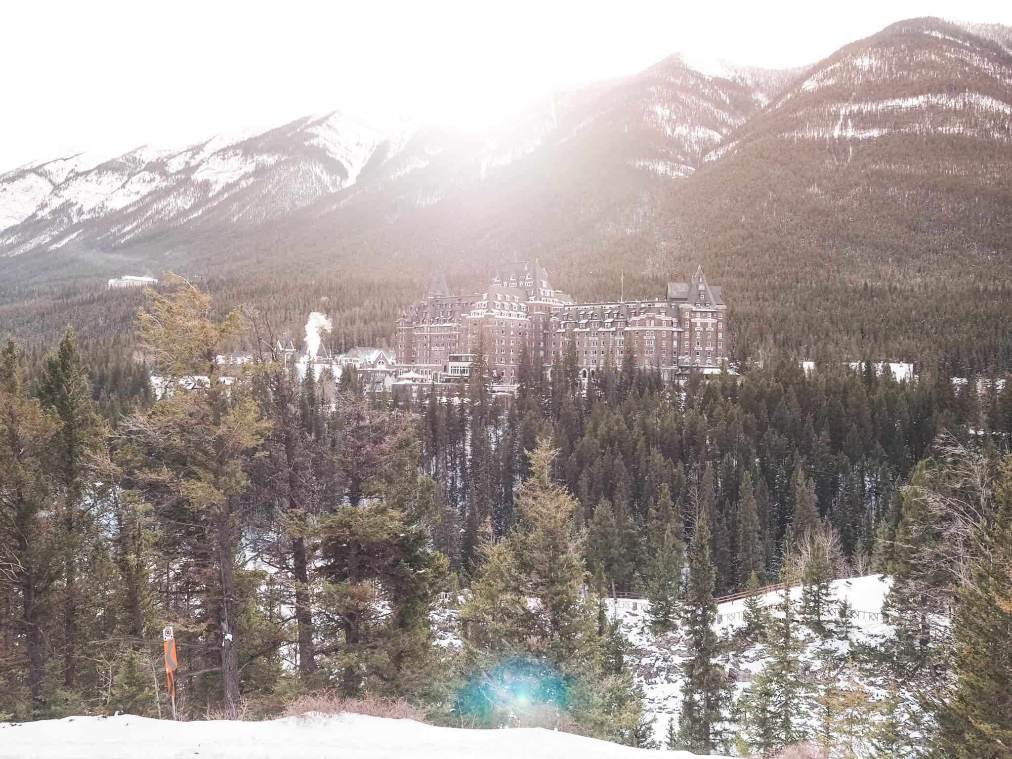 Winter in Alberta | WORLD OF WANDERLUST