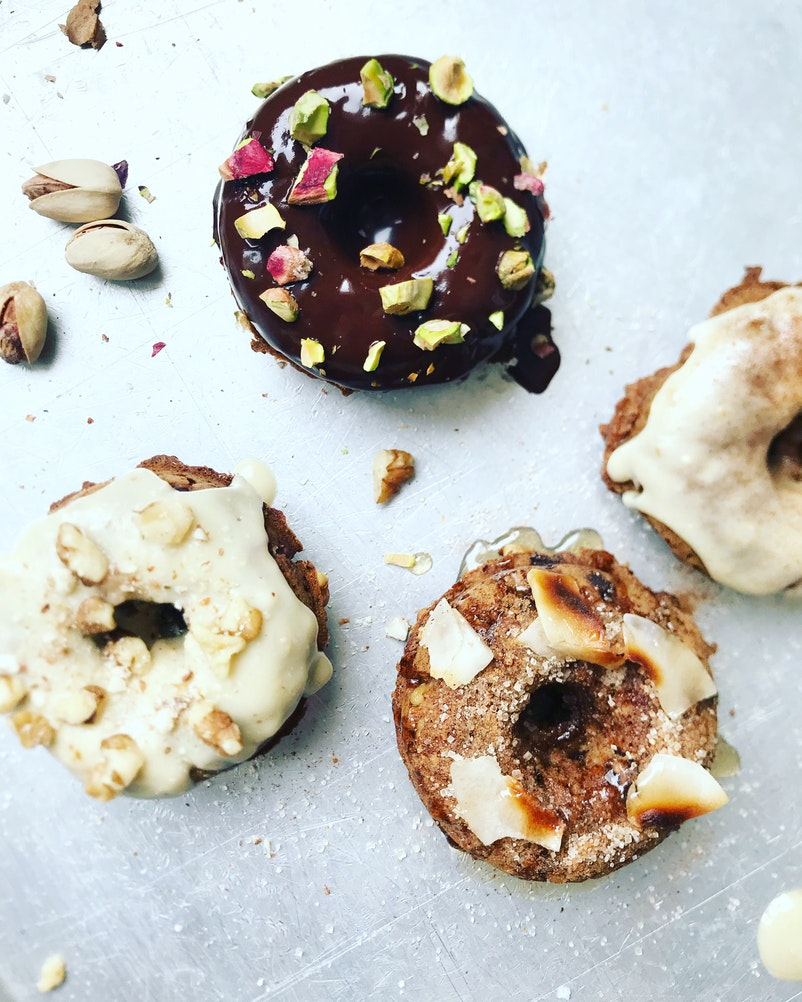 Vegan donuts | WORLD OF WANDERLUST