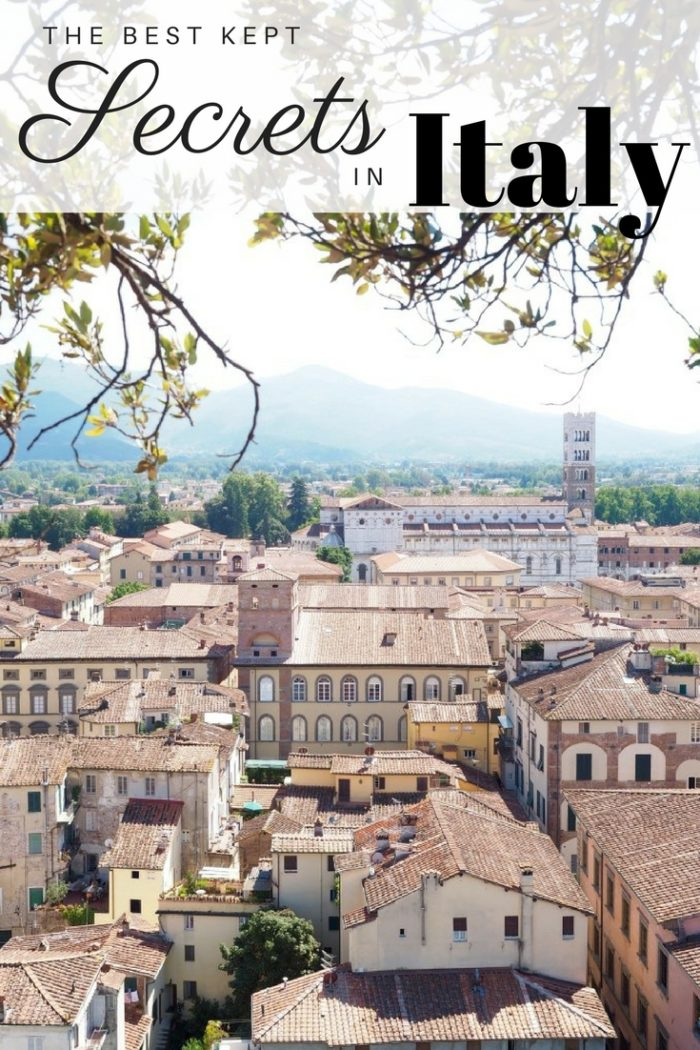 The Best Kept Secrets in Italy