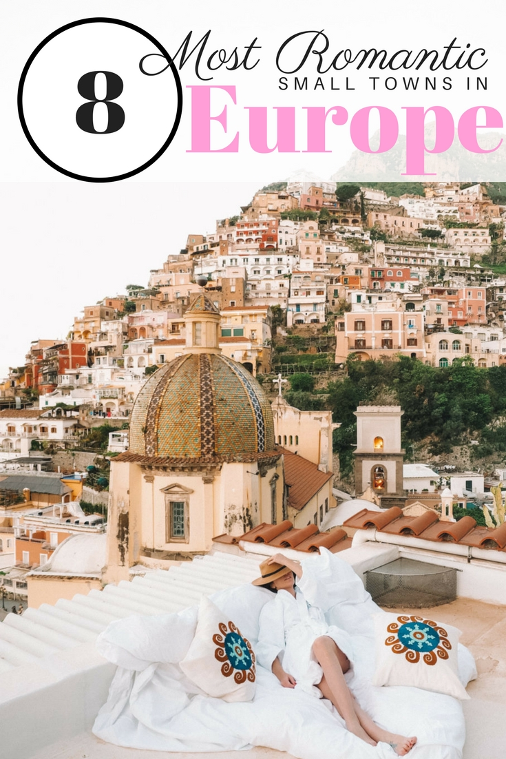 8 Romantic Towns in Europe to Visit