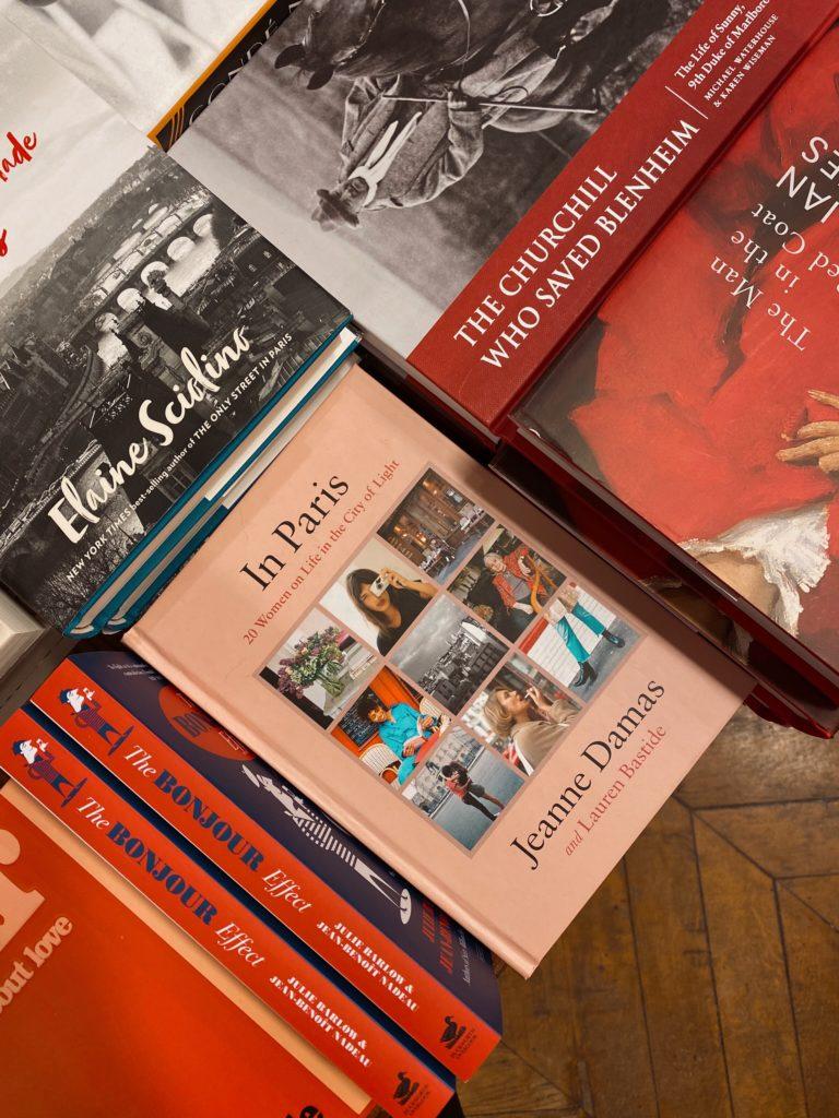 Paris books to read