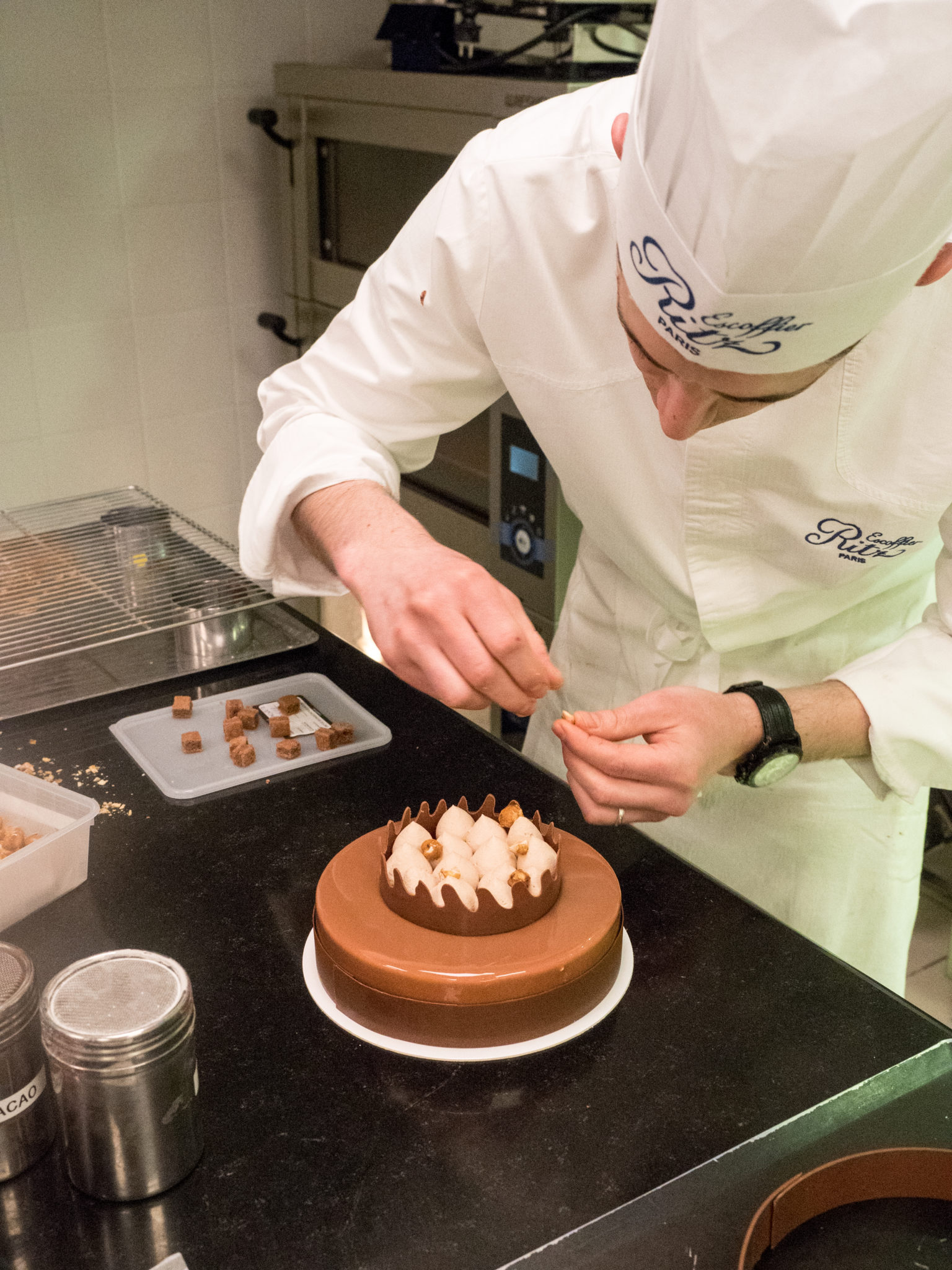 Paris Pastry Class at the Ritz | WORLD OF WANDERLUST