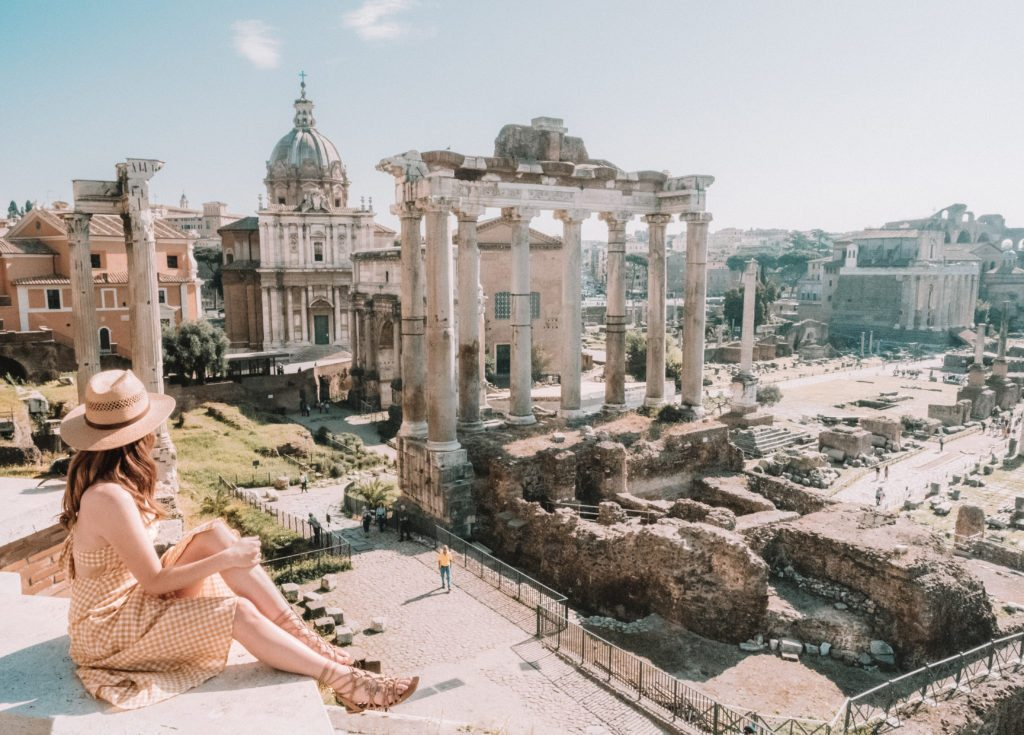 Best Views in Rome | WORLD OF WANDERLUST