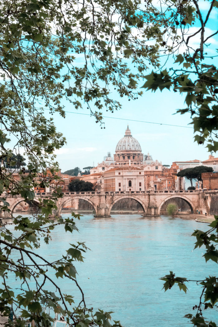 Where to find the Best View in Rome: The 4 Best Views in Rome