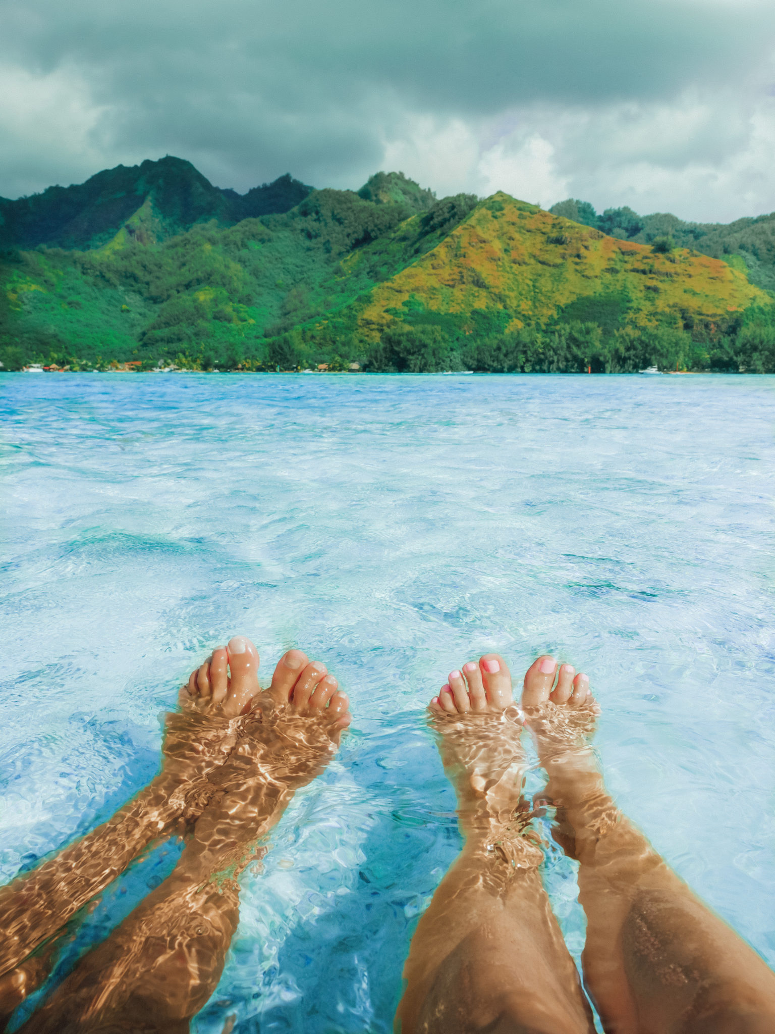 A Guide to Moorea Tahiti | WORLD OF WANDERLUST