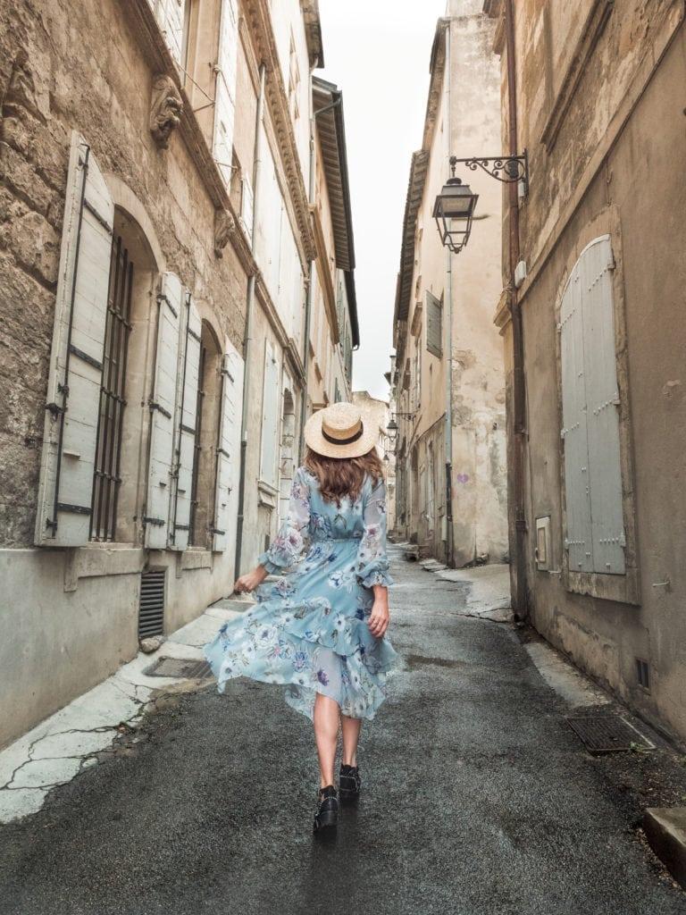 Arles France | MONDE DE WANDERLUST