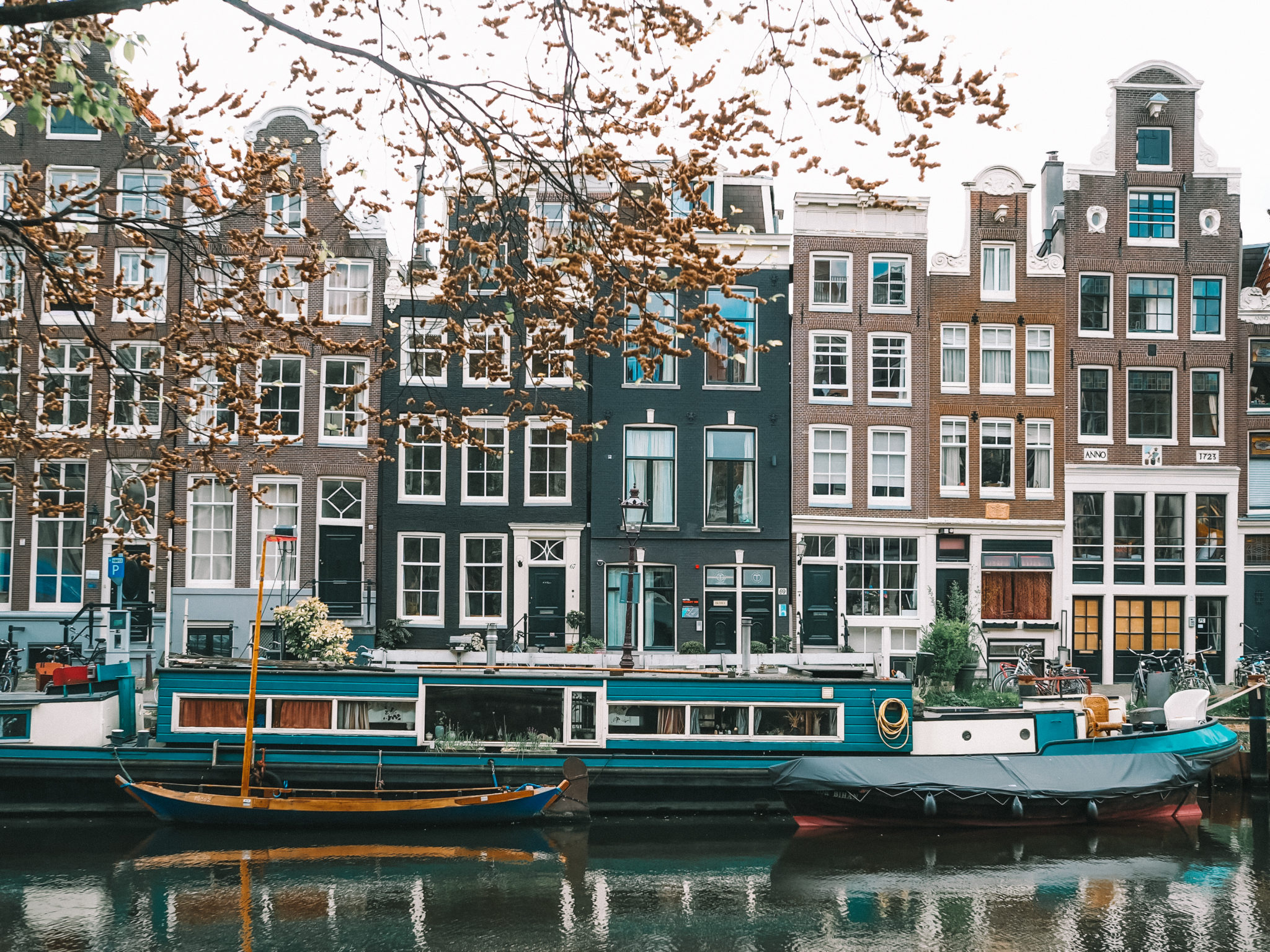 Where to Travel Solo | Amsterdam WORLD OF WANDERLUST