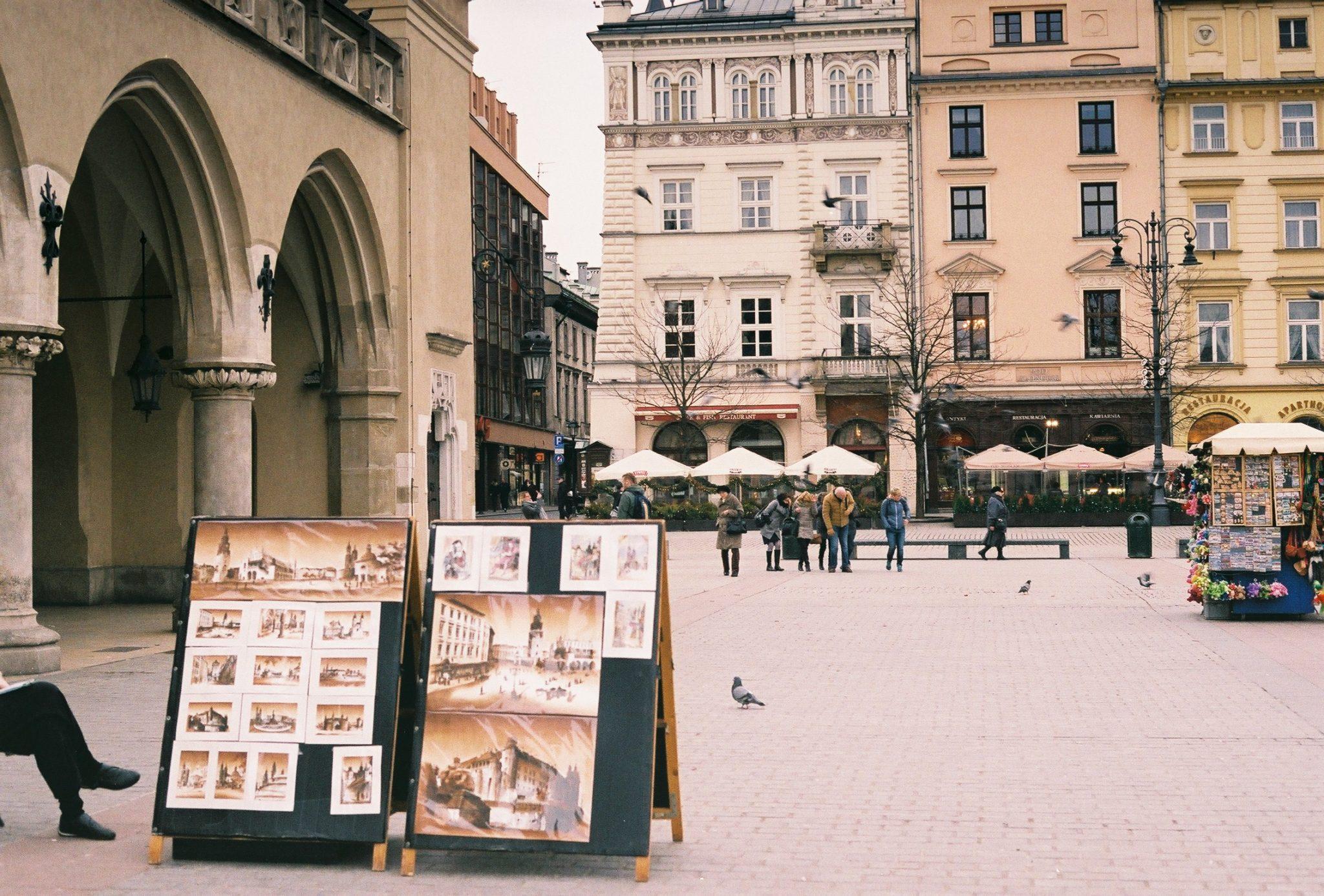 Krakow Poland | WORLD OF WANDERLUST