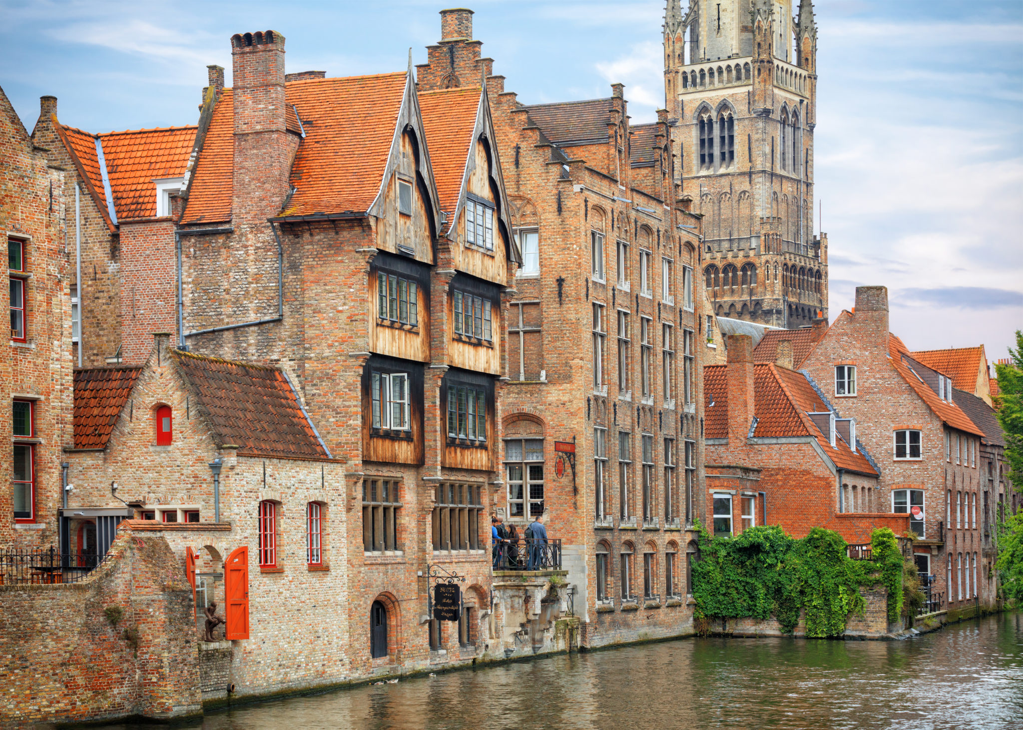 Bruges Belgium by WORLD OF WANDERLUST