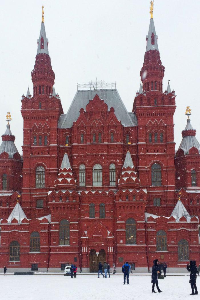 Moscow Bucket List!