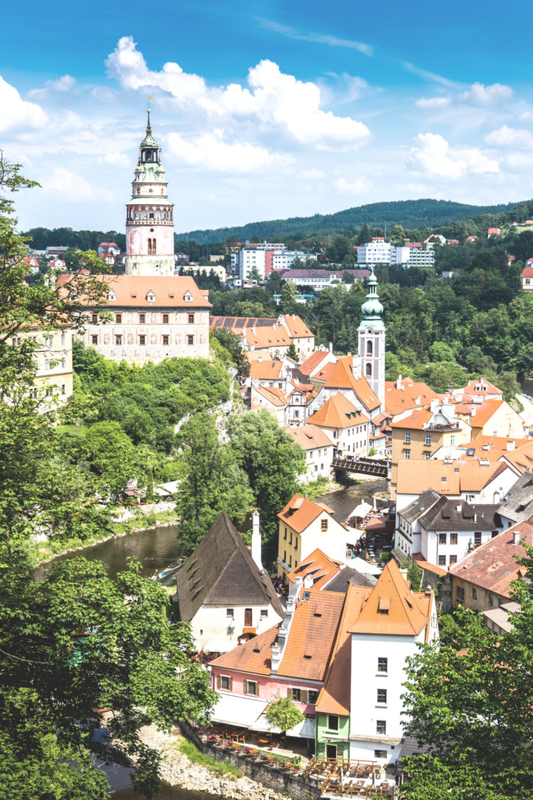 The Cutest town in Czech Republic | Why you Can't Miss Cesky Krumlov