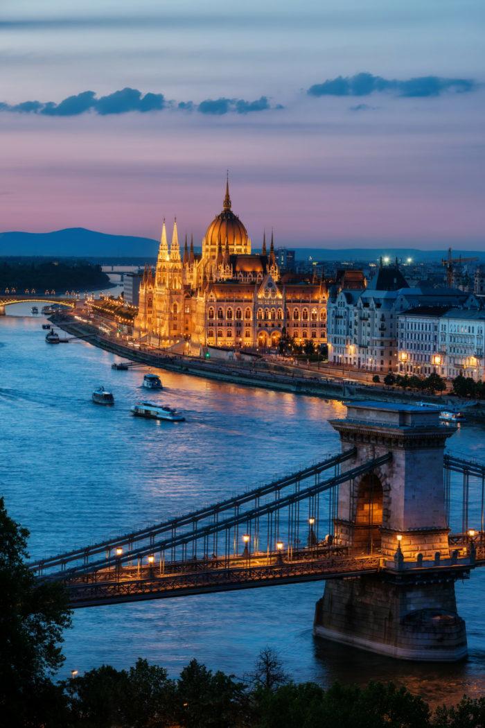Budapest Bucket List