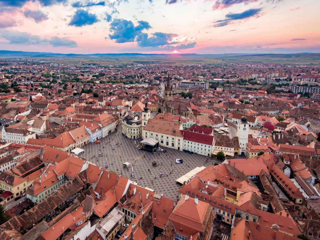 Sibiu Romania | WORLD OF WANDERLUST