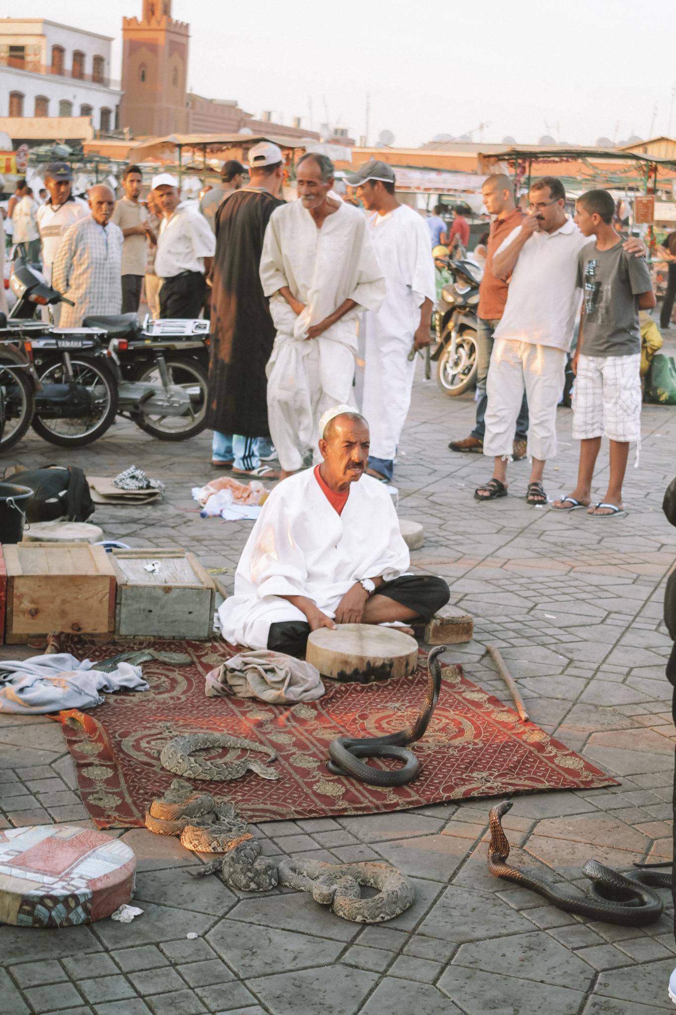 Marrakech Morocco | WORLD OF WANDERLUST