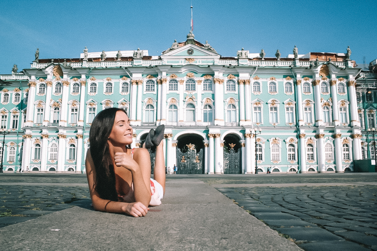 St Petersburg Russia | WORLD OF WANDERLUST