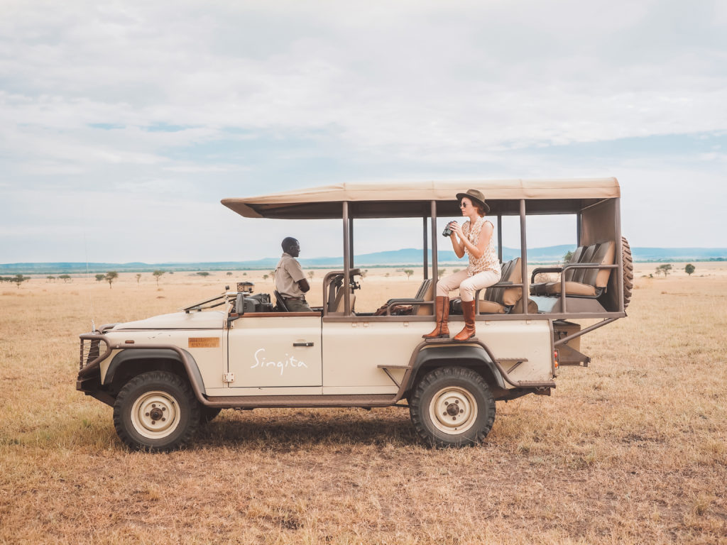 An authentic safari in Tanzania | WORLD OF WANDERLUST