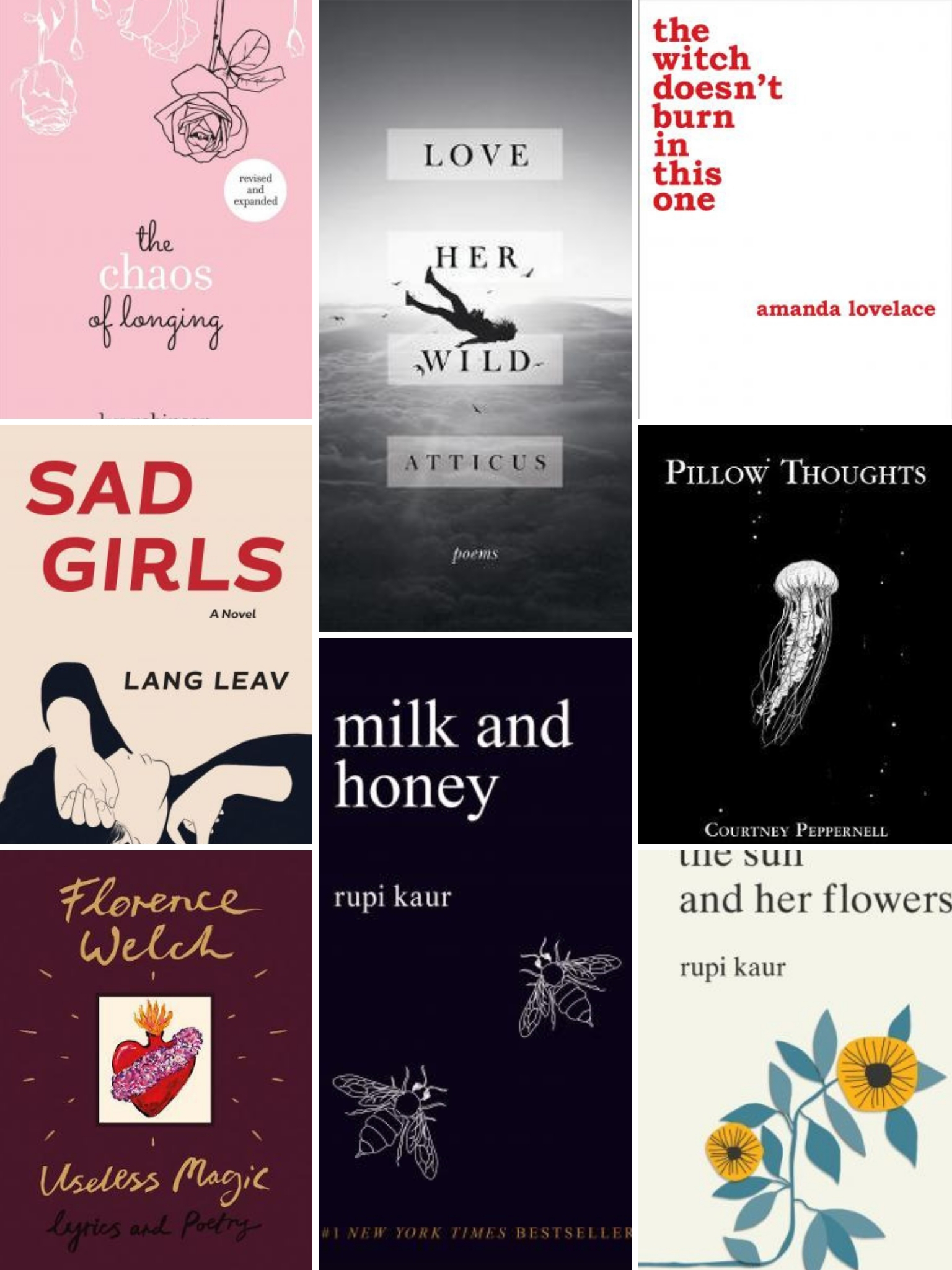 The 14 Best Poetry Books You Should Have On Your Book Shelf World