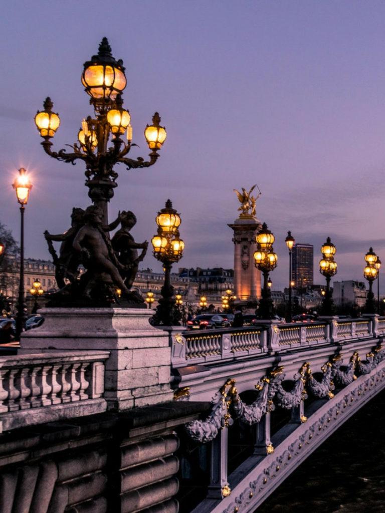 paris night places dodowallpaper