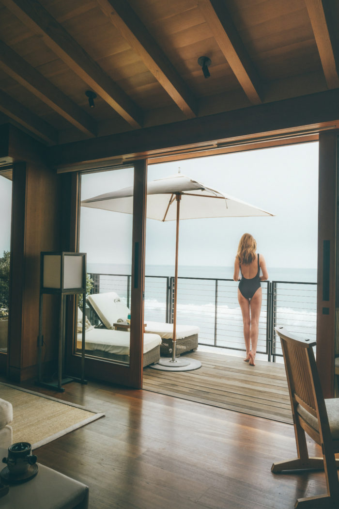 A Japanese Oasis in Malibu: Checking In to Nobu Ryoken