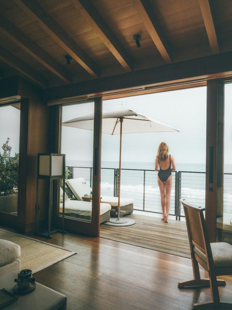 A Japanese Oasis in Malibu: Checking In to Nobu Ryoken