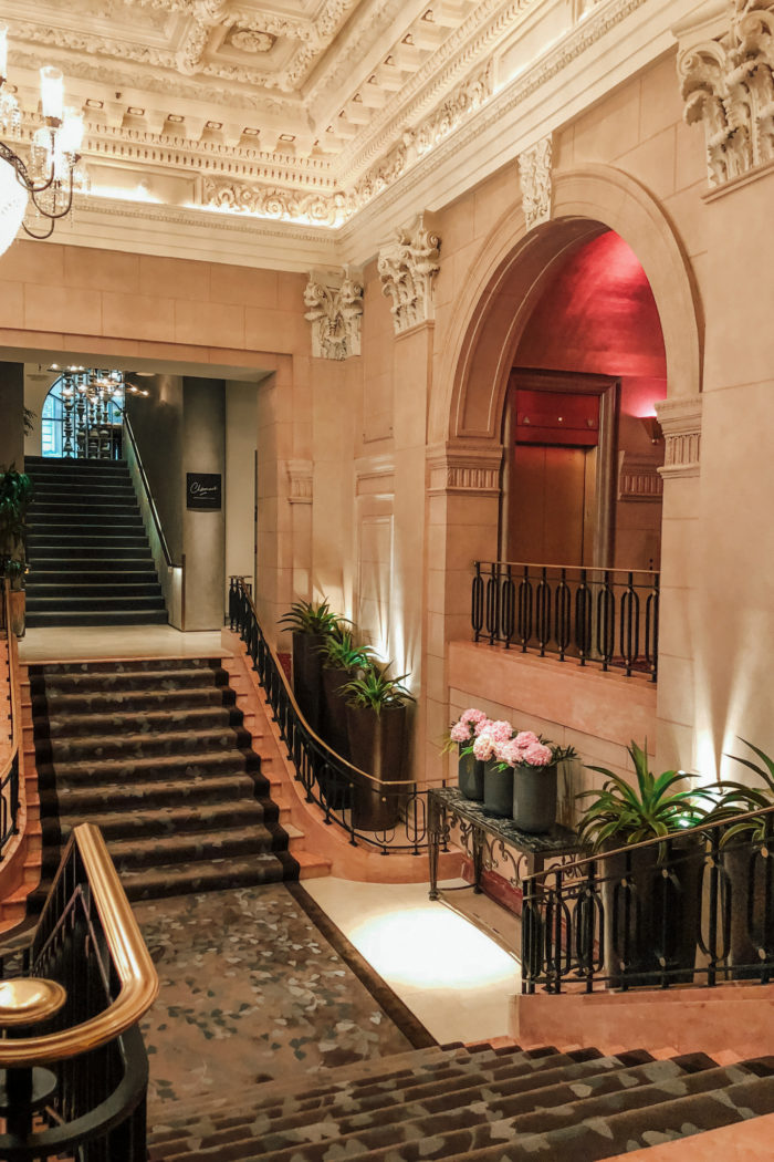 Checking In to The Peninsula Hotel New York