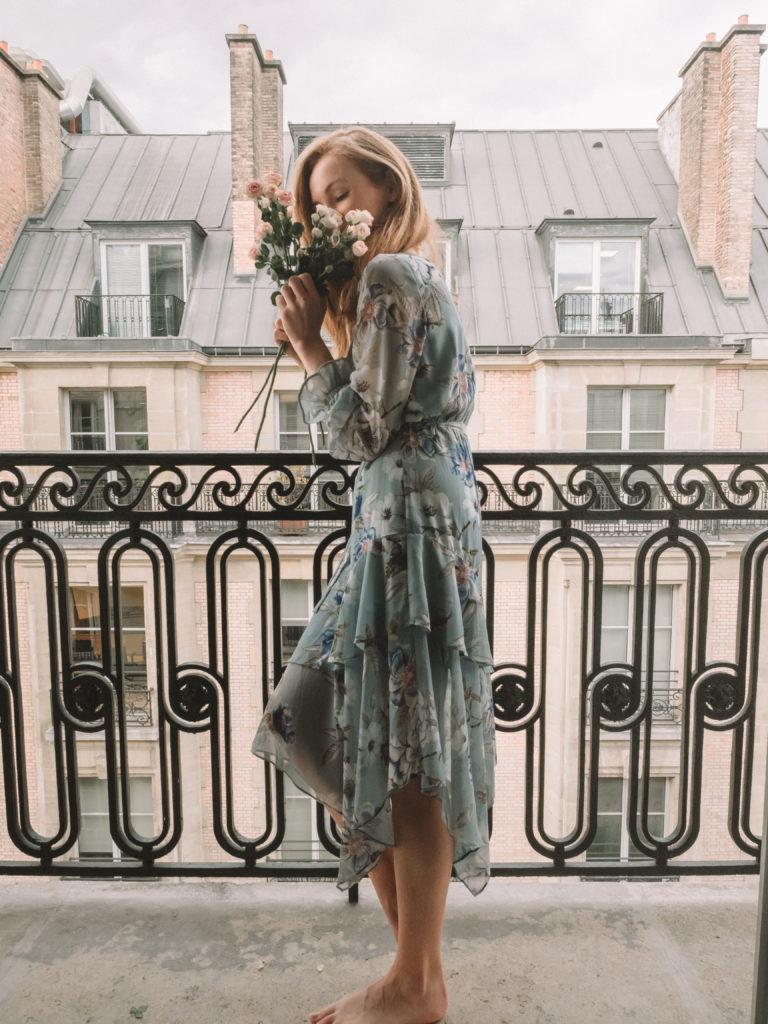 Brooke Saward in Paris | WORLD OF WANDERLUST