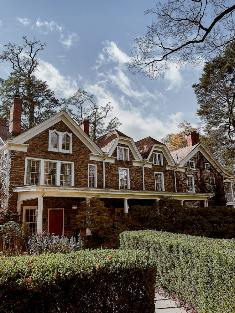 Upstate New York: Checking In to Hasbrouck House