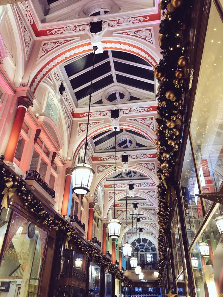 Where to do your Christmas Shopping in London