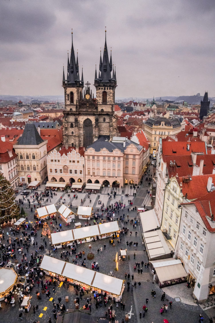Where to Find The Best Views Of Prague