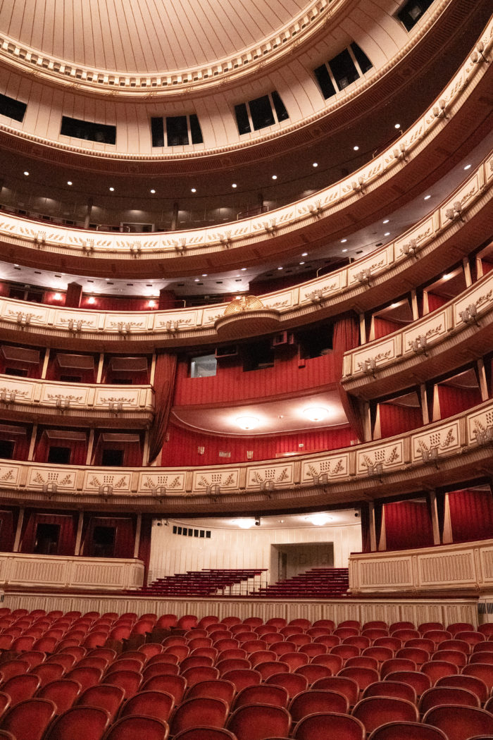 How to Get Cheap Tickets to the Vienna Opera House