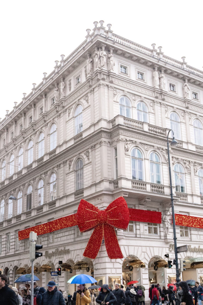How to Spend Christmas in Vienna: 15 Things you Must Do!