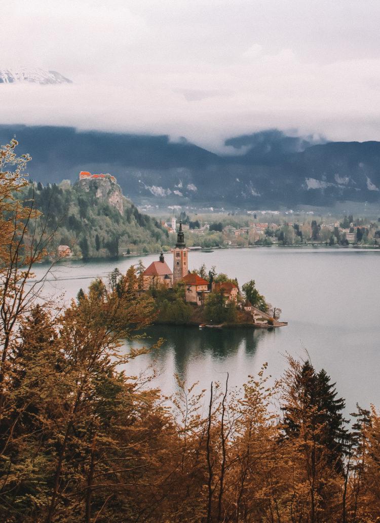 Lake Bled Slovenia | WORLD OF WANDERLUST