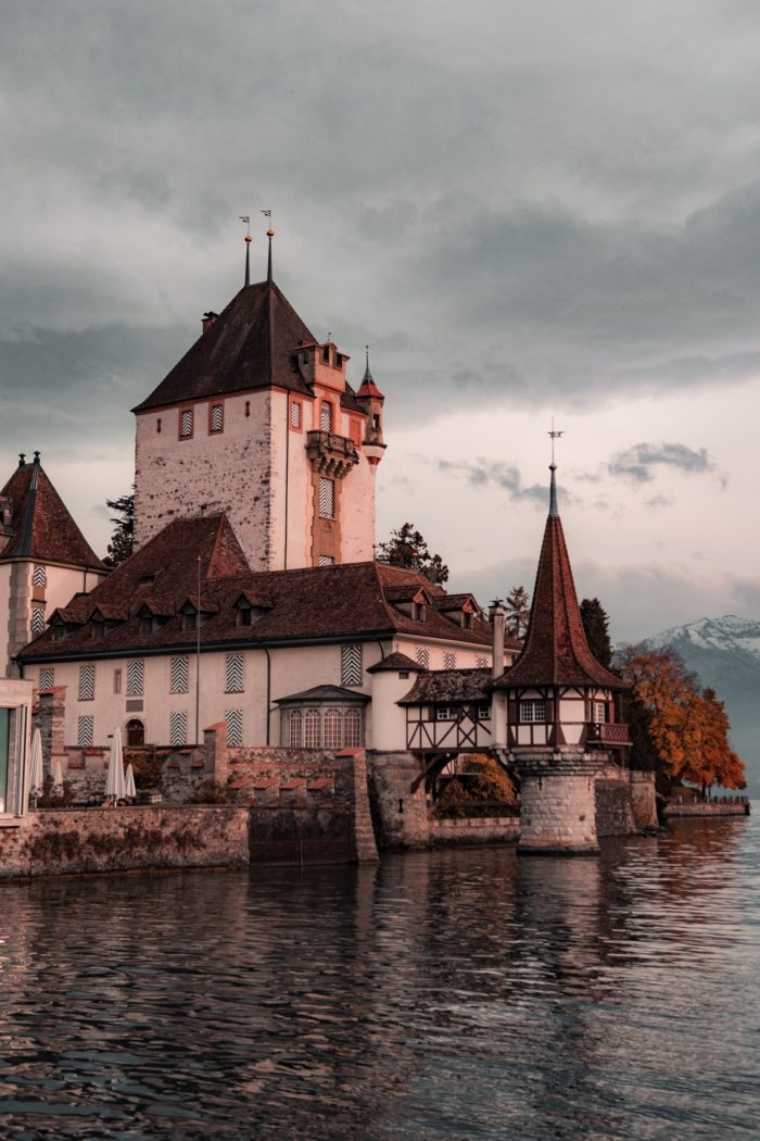 These are the Prettiest Castles in Europe