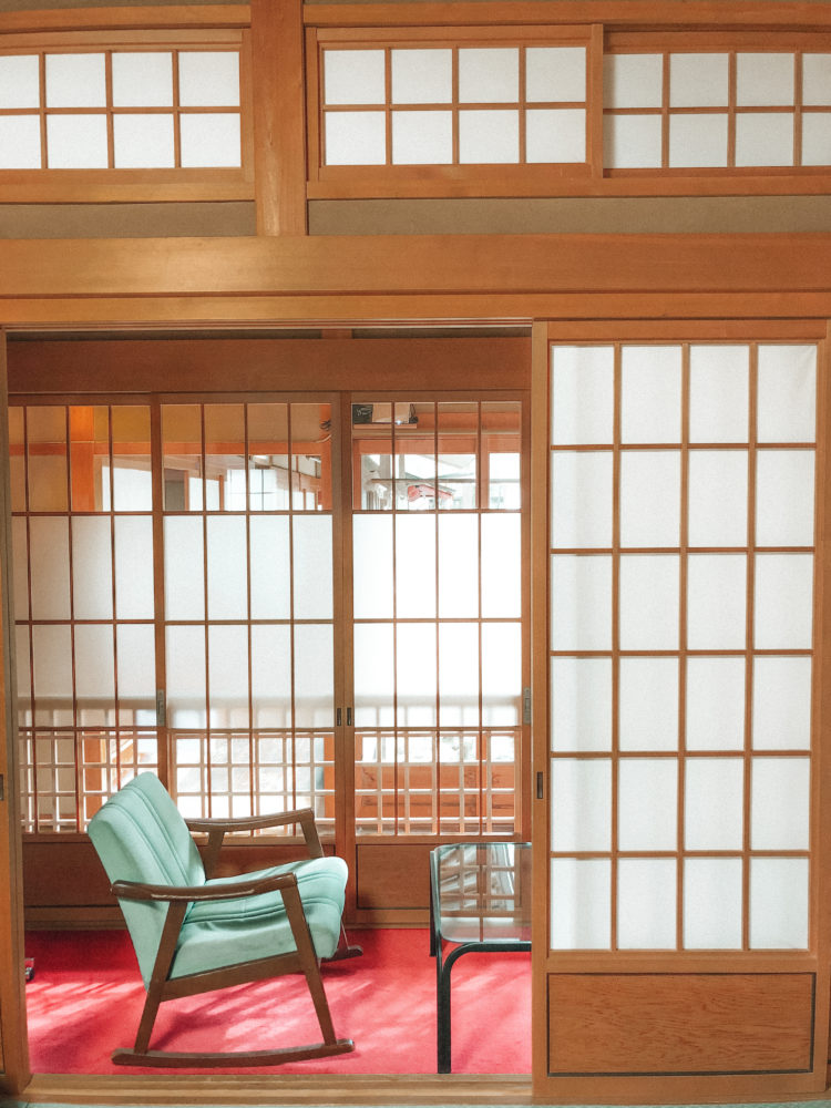 Staying with Buddhist Monks in Japan
