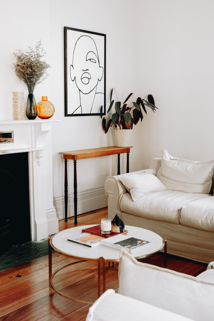My Living Room Reveal