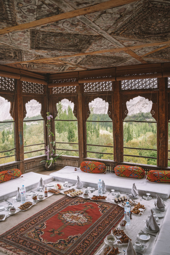 Khaplu Palace Serena Hotels | WORLD OF WANDERLUST