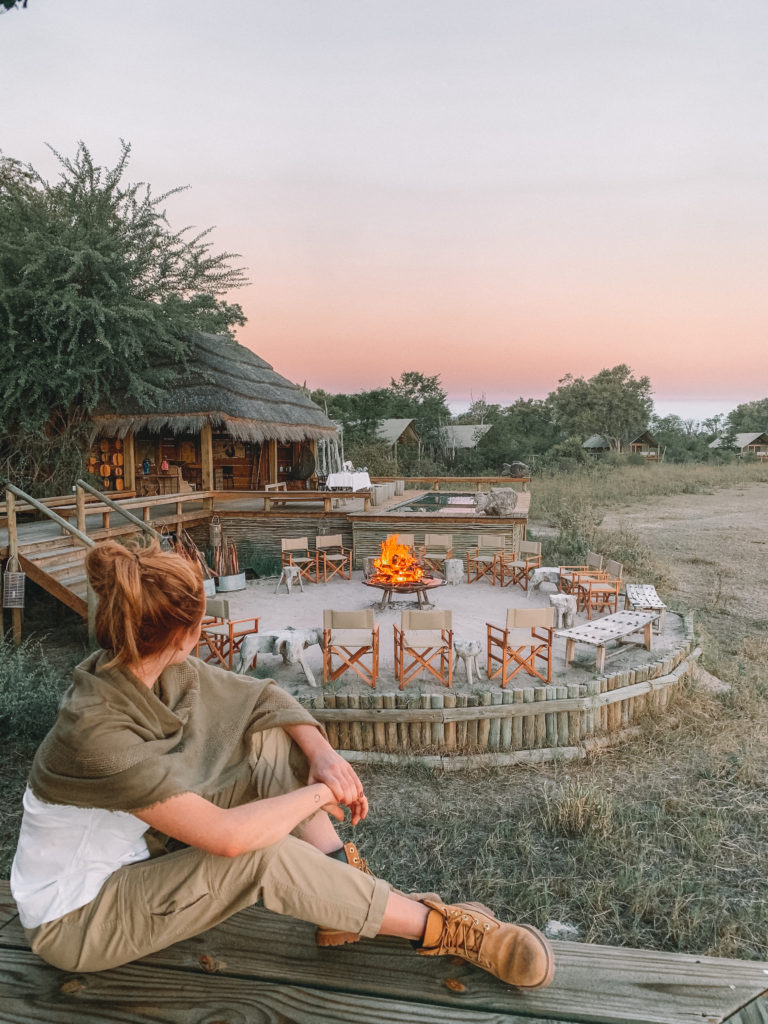 Sable Alley Botswana | WORLD OF WANDERLUST