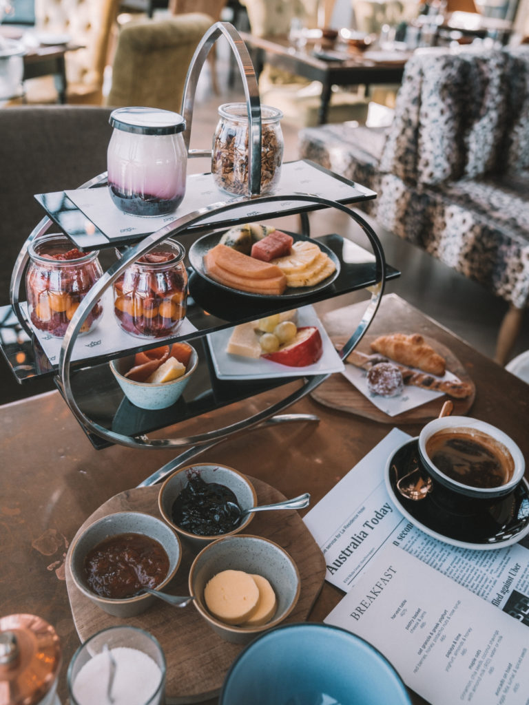 Silo Hotel Breakfast | WORLD OF WANDERLUST