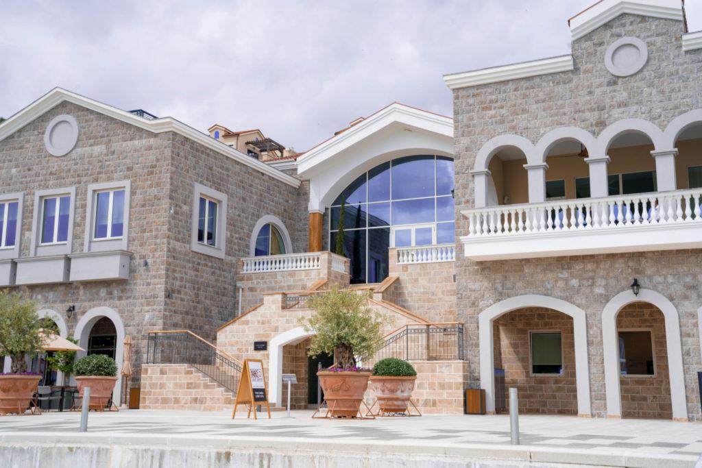 Chedi Lustica Bay Montenegro | WOW