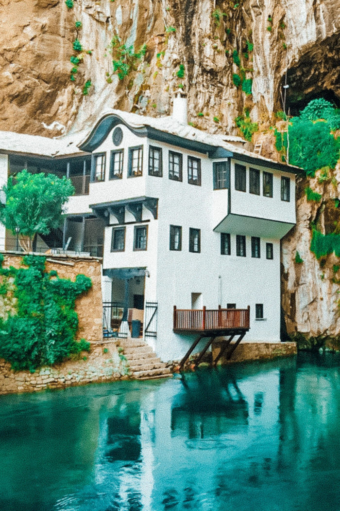 How to Visit Blagaj Tekija: Bosnia's Monastery Built in to a Cliff