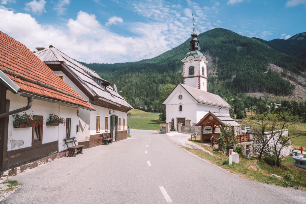 Jezersko Slovenia | WORLD OF WANDERLUST