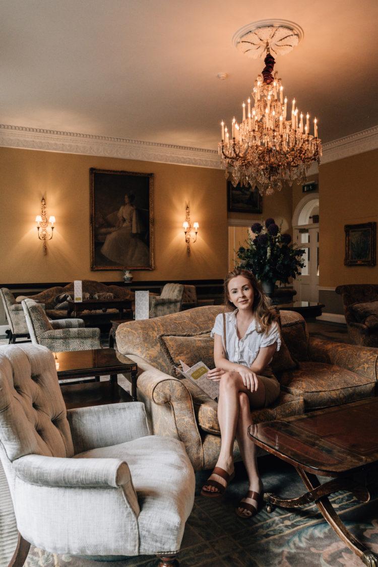 Checking In to the Merrion Hotel Dublin | WORLD OF WANDERLUST