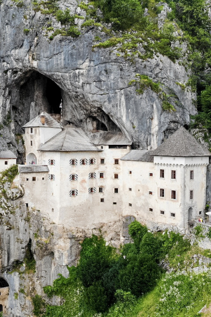Best castles to visit in Slovenia