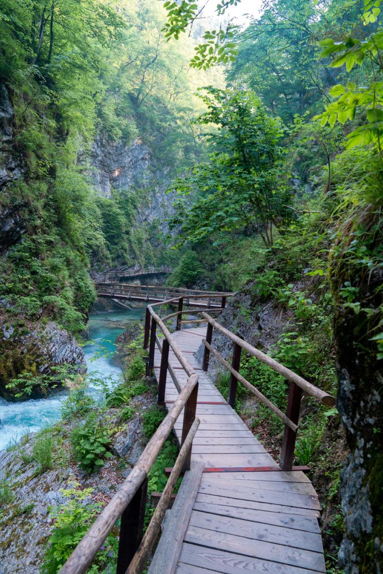 Vintgar Gorge Slovenia   World of Wanderlust