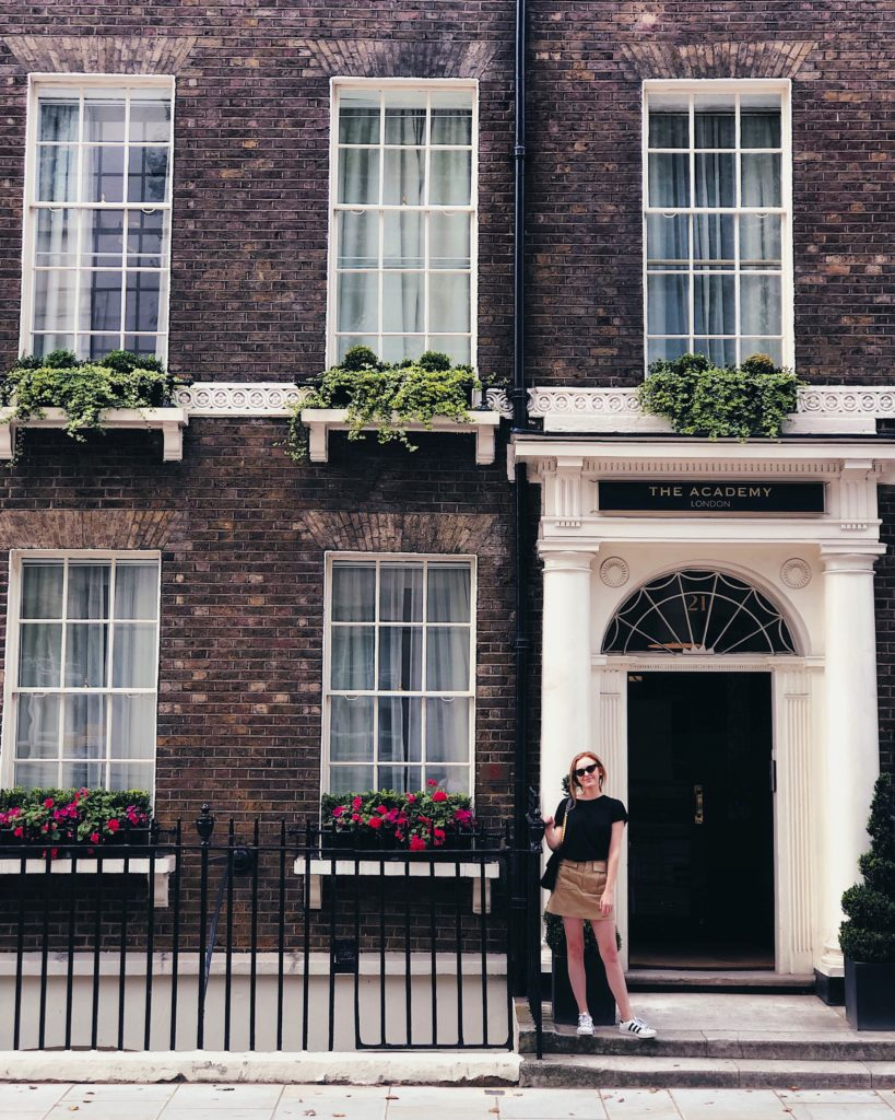 The Academy Hotel London | World of Wanderlust