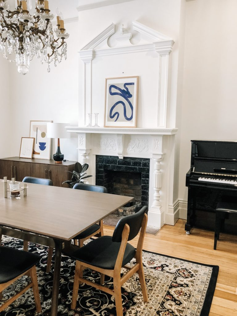 Solo Home Renovation | Dining Room Reveal